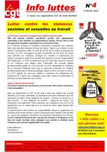 info luttes N°4- 2016-1