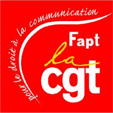 logo cgt poste